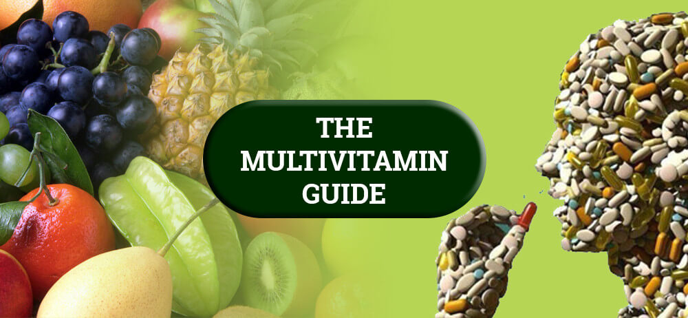 the multivitamin guide